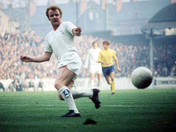 """Was there ever a greater player for Leeds United than Billy Bremner? The Leeds fans sang: """"little Billy Bremner is the captain of the crew, for the sake of Leeds United he would break himself in two!"""" And he would have!"""