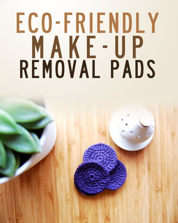 Reusable eco-friendly face scrubbies, make up remover pads. Perfect for a gentle facial scrub to exfoliate or to remove make-up! Better for your skin and better for the earth!