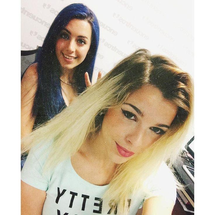 Rocío & Sonia (Selfie Sweet California)
