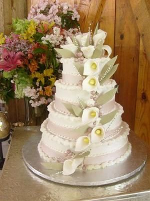 Modern Italian Wedding Cake Ideas pictures Romantic Italian Wedding Cake Ideas cute  Wedding Cakes