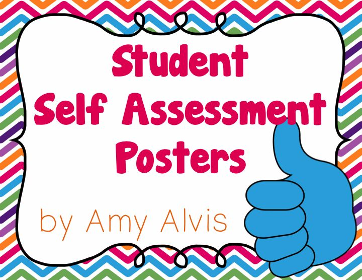 26 best Student self assessment images on Pinterest Student self - student self assessment