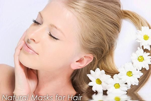 7 Best Natural Masks for Hair Lightening Hair Care Tips And Ideas