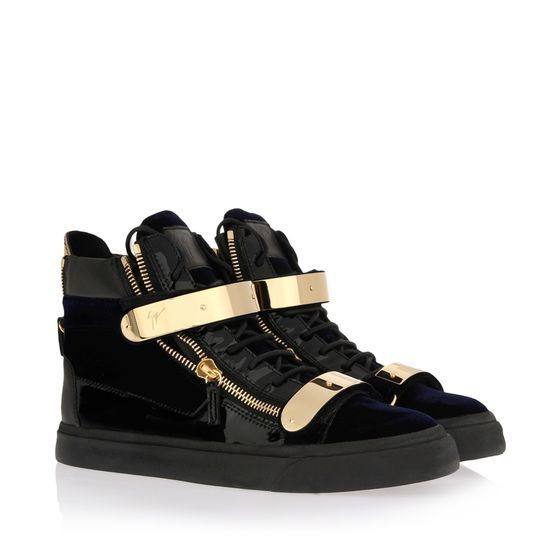 Sneakers - Sneakers Giuseppe Zanotti Design Men on Giuseppe Zanotti Design Online Store @@Melissa Nation@@ - Autumn-Winter Collection for men and women. Worldwide delivery.| RDU310 001