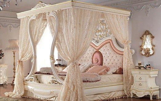 роскошная кровать: 25 тыс изображений найдено в Яндекс.Картинках