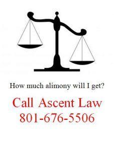 Alimony Calculator – Utah Divorce Lawyer