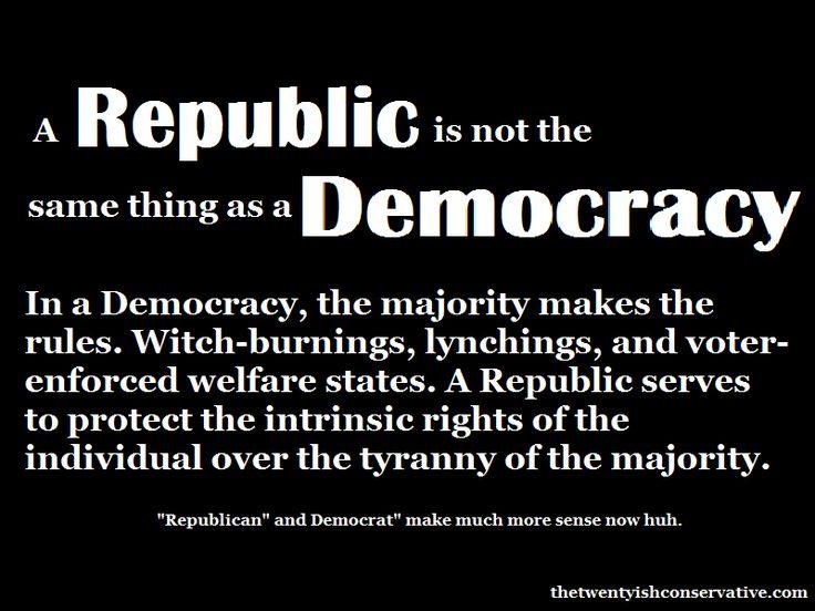 republicanism and direct democracy essay