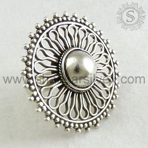 925 Designer Silver Ring.