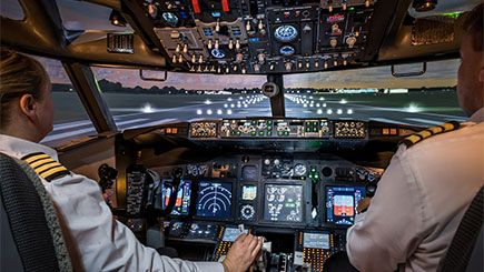 BOEING 737 JET SIMULATION EXPERIENCES #adventuredays #extremesports