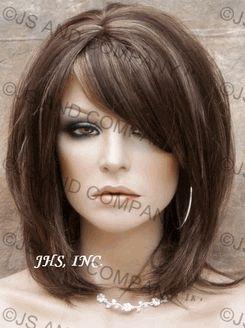 Stunning Medium Length Hair Style!  Get it from jennyshairsense.com