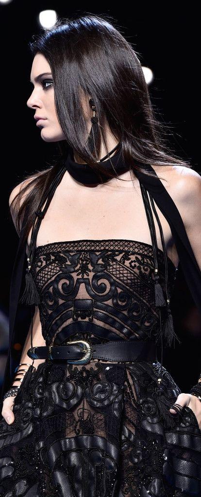 Kendall Jenner Photos Photos: Elie Saab : Runway - Paris Fashion Week Womenswear…