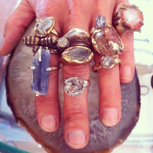 Bohemian Fortunes : earthlingjewelry