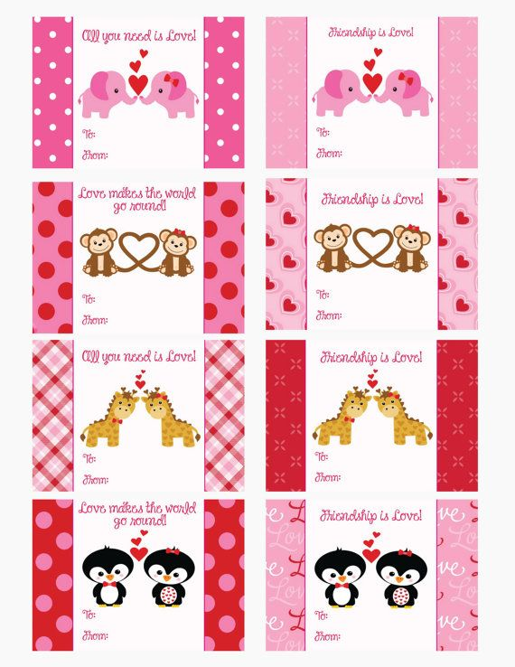 48 best Valentineu0027s Day Invitations \ Party Favors for Kids and - valentines day invitations