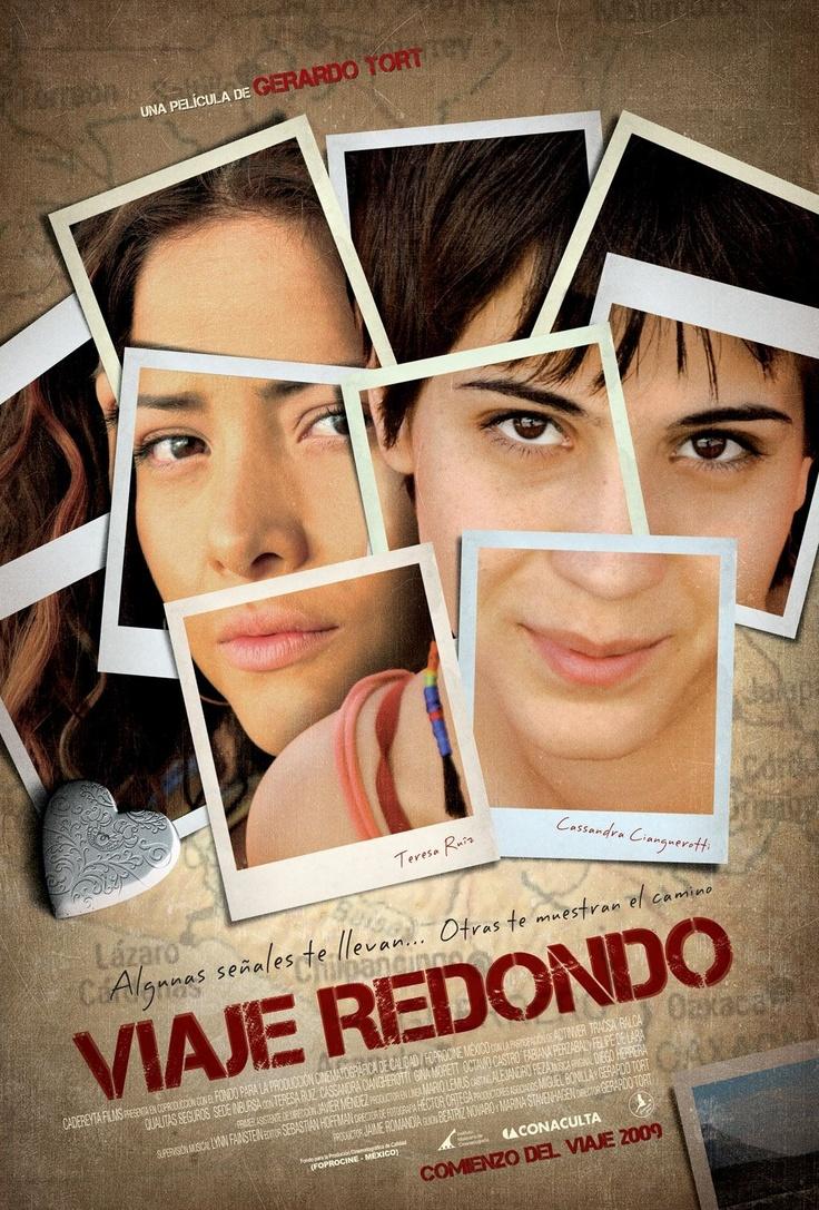 Viaje Redondo: Teresa Ruíz, Cassandra Ciangherotti