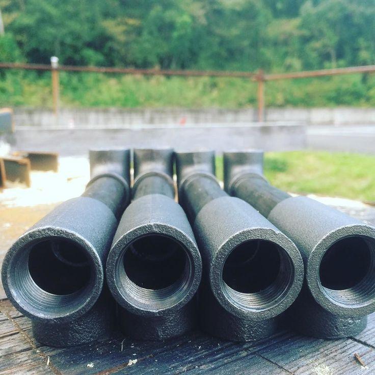 鉄っていいよね #pipefurniture #pipes #pipediy #配管家具 #pipeline #treasureisle #pipeman #まだまだ作るよパイプライン #今夜が峠 by treasureisle_swj