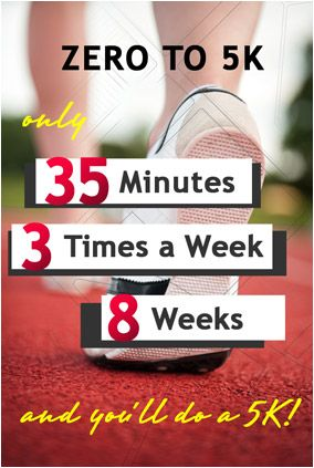 5K-Runner app ... zero to 5k...  i can run a 5k currently, but get so discouraged by my lack of speed... and give up. no more giving up.