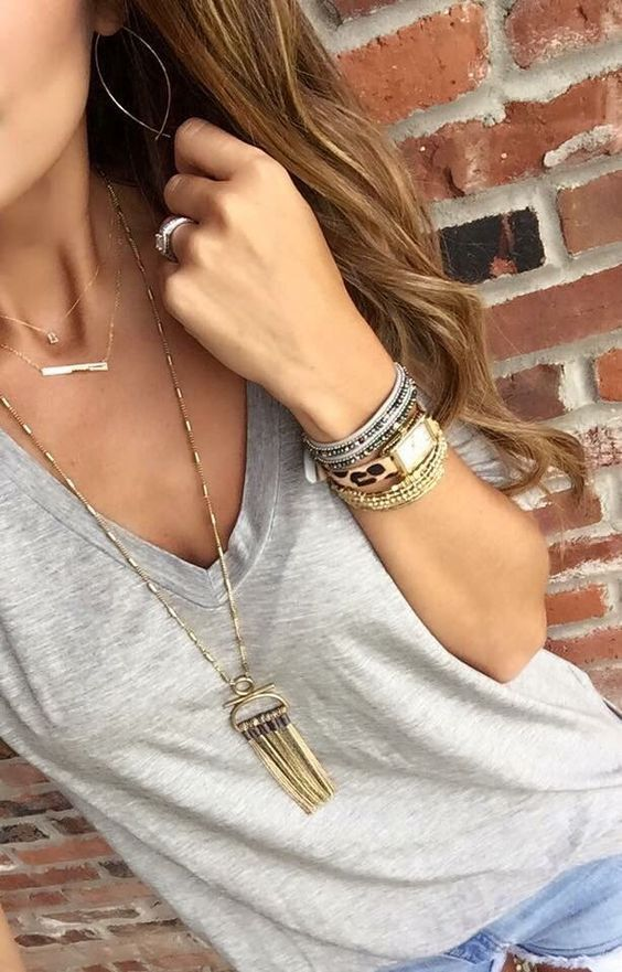 GOLD is always a good idea // Stella & Dot // Fall 2016 Collection