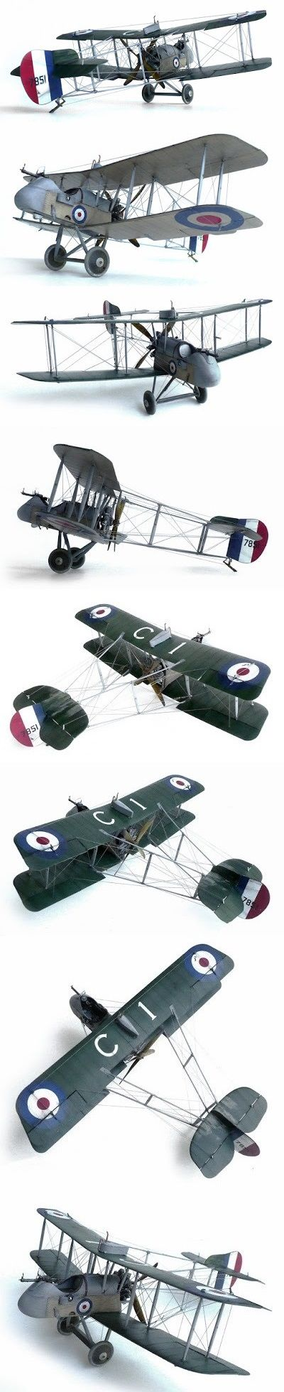 Wingnut Wings 1/32 scale Airco DH.2 fighter.