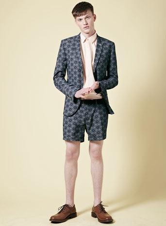 Men's Spring/Summer 12 - Fashion Trend: Short Suits