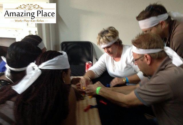 Ottobock Wacky Wet Weird and Wonderful Team Building Event   The Amazing Place  #Ottobock #TeamBuilding #Sandton