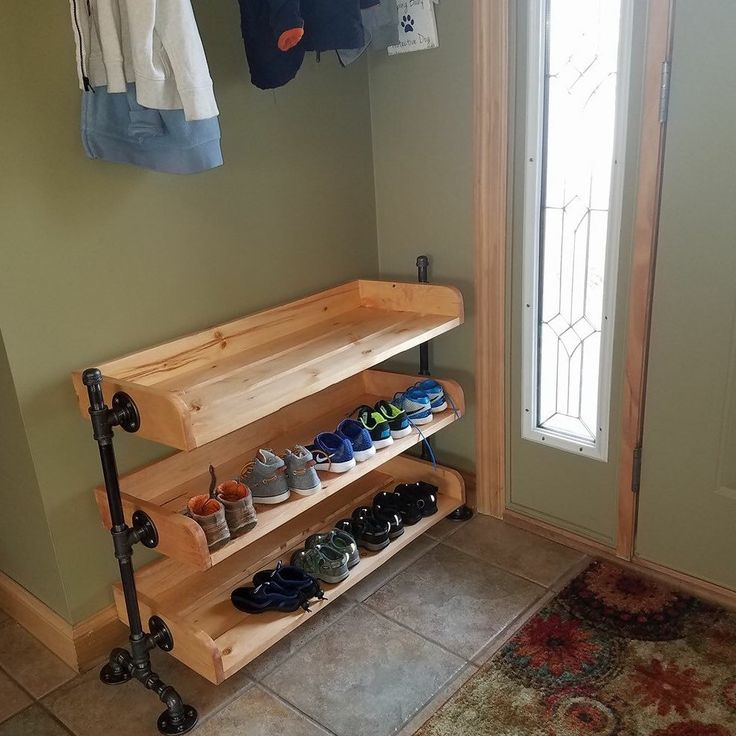 The 25  best ideas about shoe organizer entryway on pinterest ...