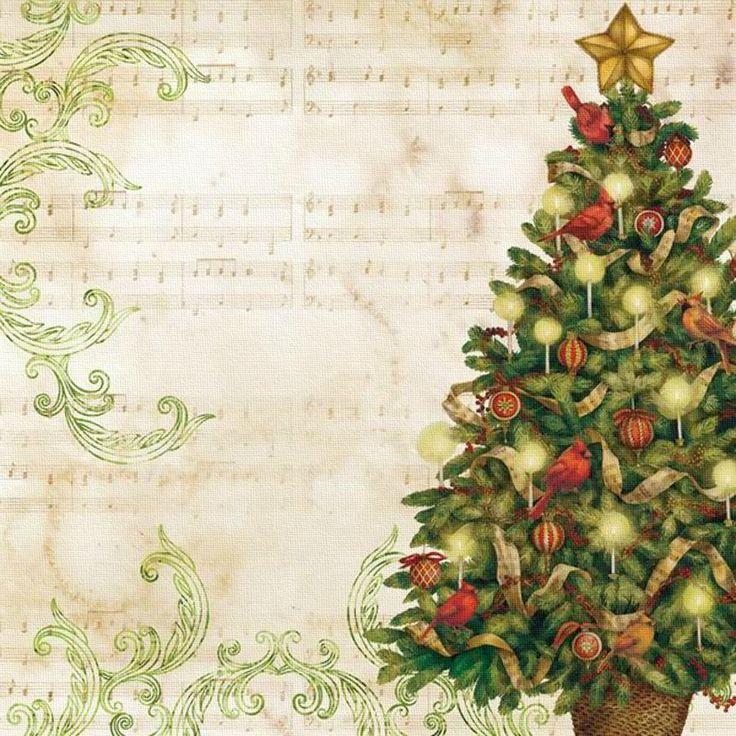 Картинка новогодний фон для открытки