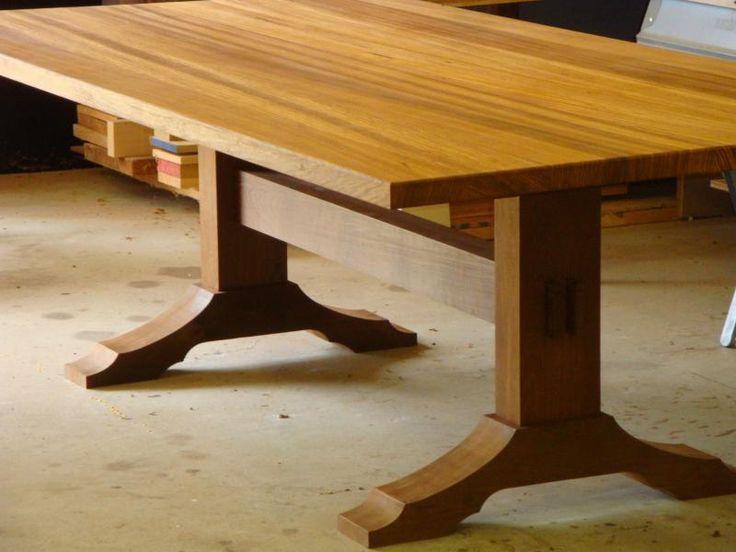 7 Best FCF Furniture Images On Pinterest Trestle Tables