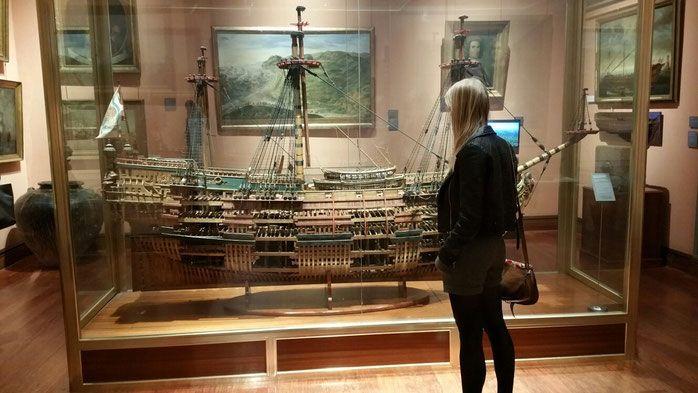 Madrid Maritime Museum