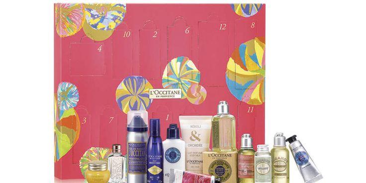 Best beauty advent calendars 2014 - L'Occitaine -Cosmopolitan.co.uk