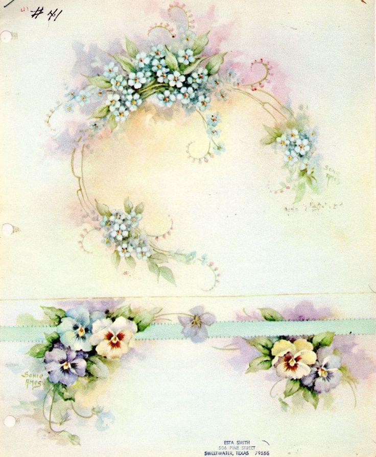 Oltre 25 fantastiche idee su cornici dipinte su pinterest for Cornici piccole bianche
