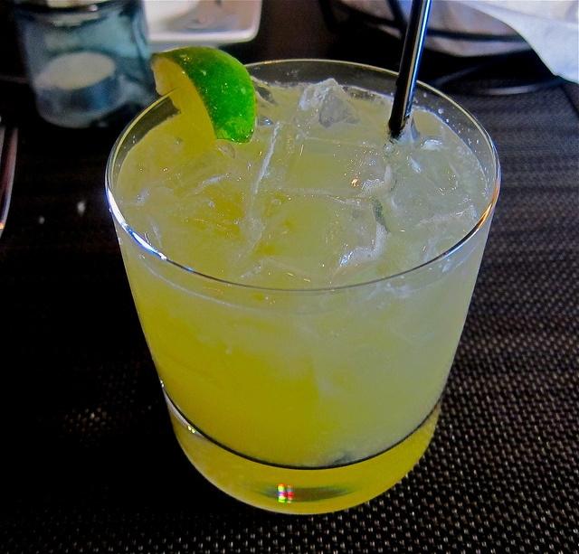 Classic Margarita On Rocks-no Salt