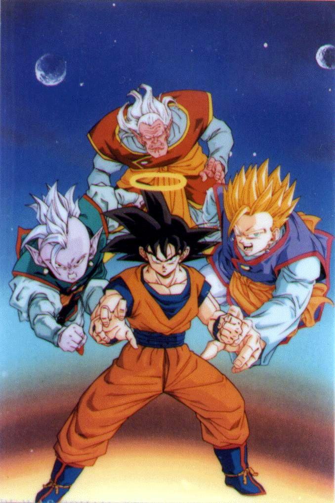 Wallpaper Dragon Ball Dragon Ball Dragon Dragon Ball Z