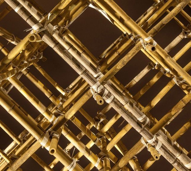 Bamboo Architecture: 14 Sustainable and Spectacular Organic Structures   Urbanist