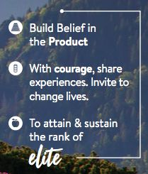 doTERRA Elite Rank Success Tip: Fuel your success by expressing emotion in advance for how your achievement will feel when you've reached the Elite rank. First, build your belief in doTERRA's products; then with courage, share experiences & invite to change lives. Download the Elite Rank Map and get either yourself or someone you're helping start on the path to Elite: http://www.sharesuccess.com/download/2383/