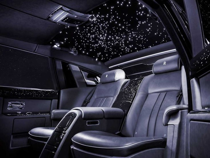 Diamond Interior Of Rolls Royce Why Travel To Space I