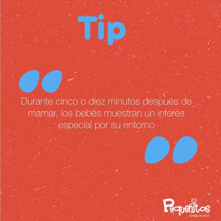 ¿Has notado eso en tu bebé? #Tips #RecomendacionesParaNiños #pequenitosTiendadeNiños.