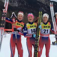 The best of tour de ski 2016 #Johaug#Østberg#Weng