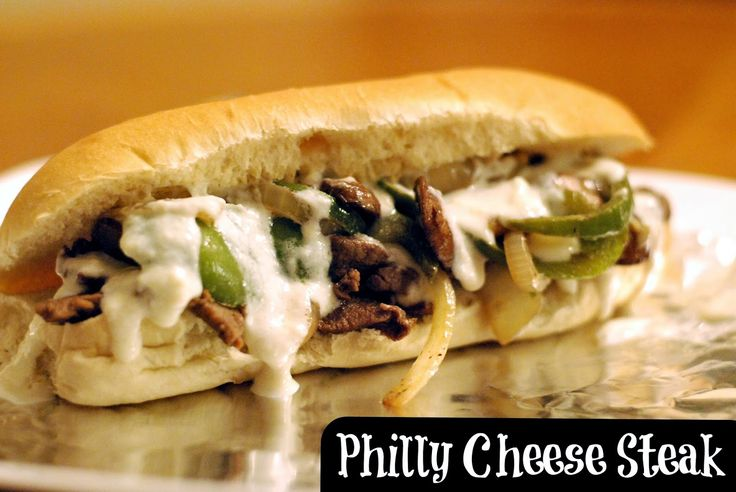 Philly Cheese Steaks | Aunt Bee's Recipes