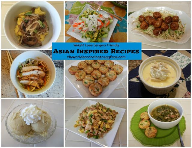 31 best healthy asian food images on pinterest bariatric food theworldaccordingtoeggface take out inspired recipes for post weight loss surgery forumfinder Image collections