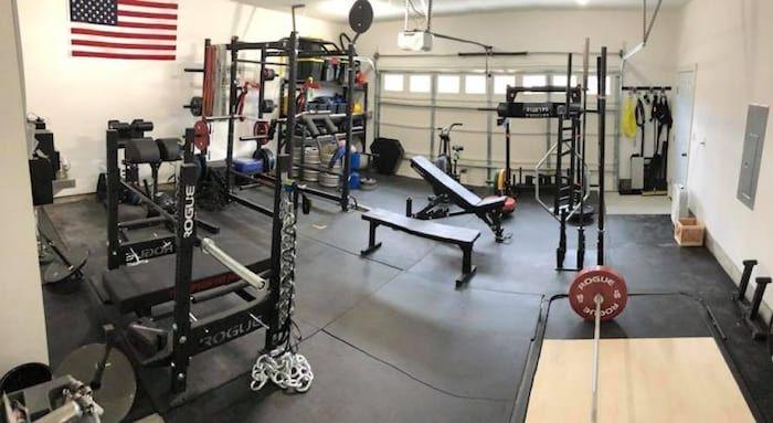 10 Ridiculous Home Gym Setups Gym Setup Home Gym Setup Gym Room At Home