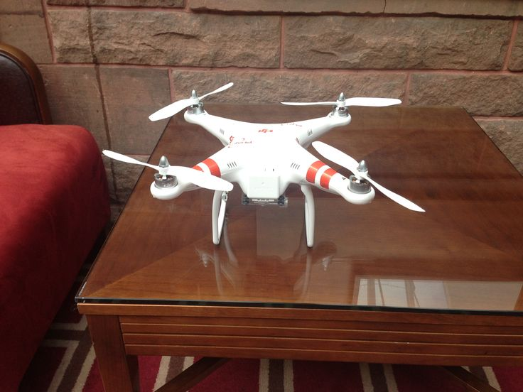 Check this out! Helicopter has landed at out Dumfries hotel! please share and help us to find the owner of the flying object! :)
