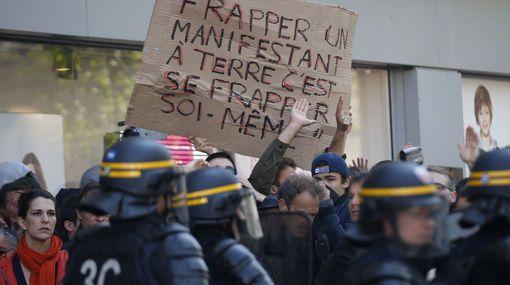 """Michel Onfray: """"La violence est une force qui ne sait pas où elle va"""""""