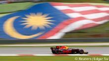 Verstappen gewinnt vor Hamilton -Vettel auf Rang vier