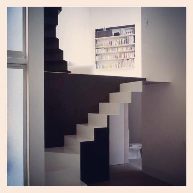 Ligeras escaleras stairs pinterest ligeros y escalera for Escaleras ligeras