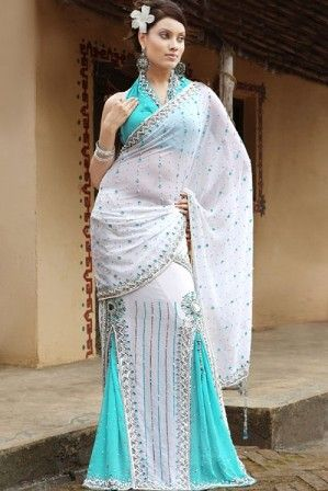 MYSORE SILK SAREES WITH EMBROIDERY