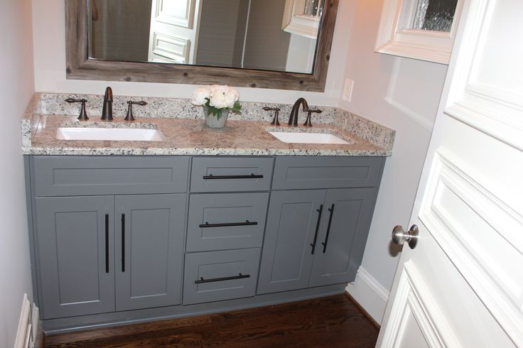 Brushed Silver Kitchen Faucet