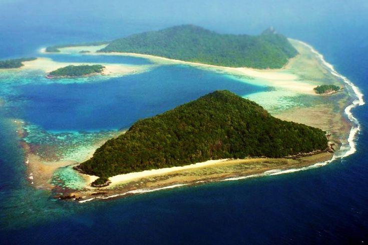 Pulau Anambas Pesona Terluar Kepulauan Riau - Kepulauan Riau