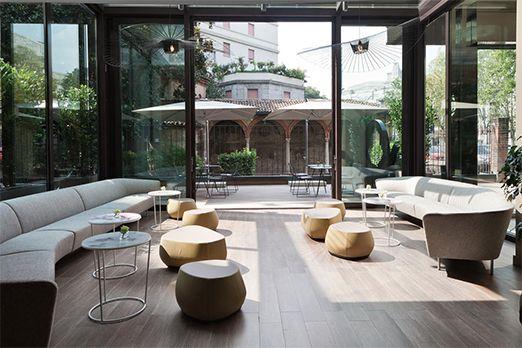Echo Eco Friendly Hotel Milan Italy 4 star ****