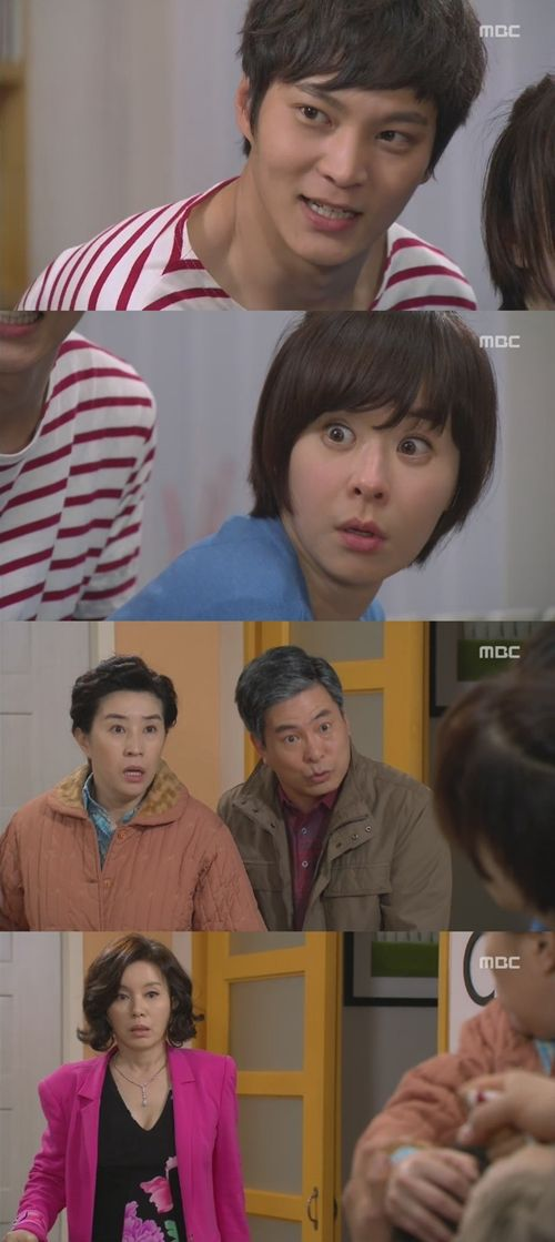 """""""Level 7 Civil Servant"""" Joo Won and Choi Kang Hee, Parents Catch them Living Together"""