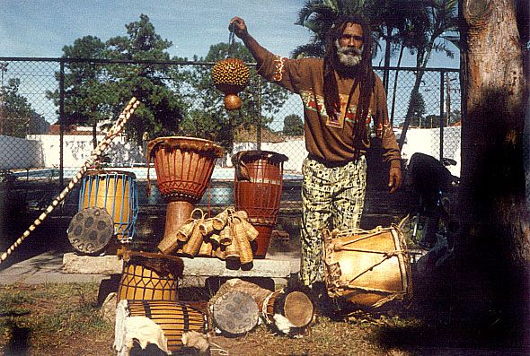 africa percussions