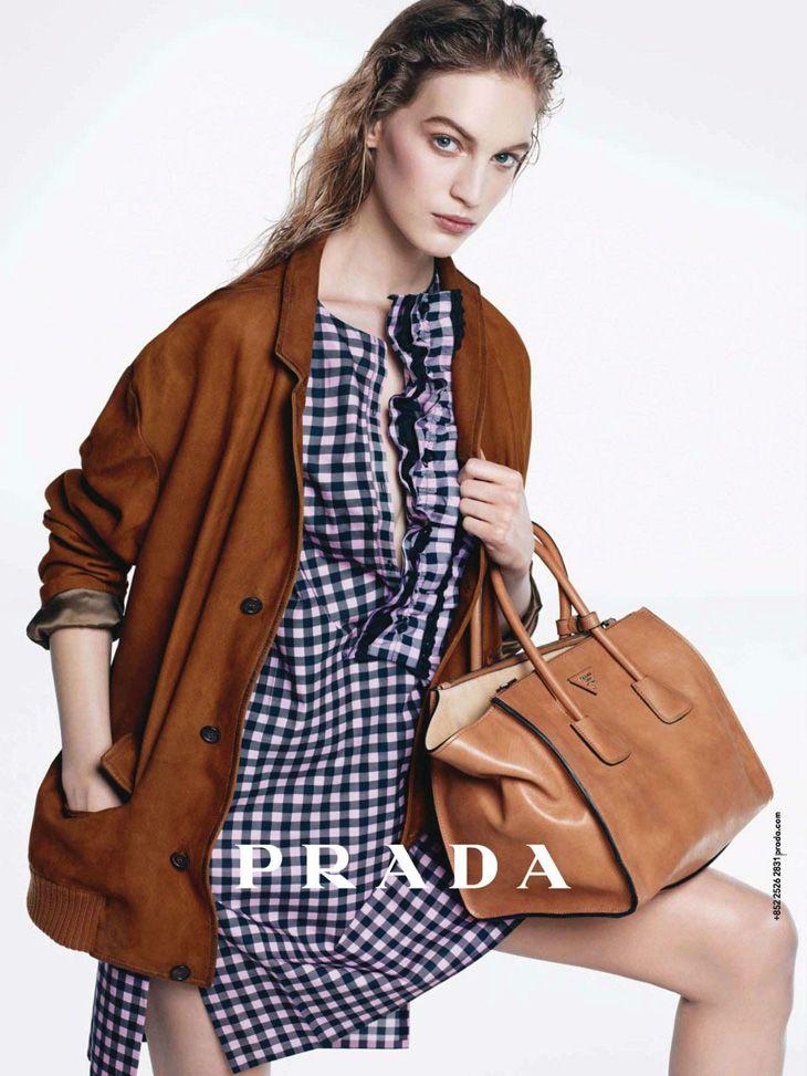 Prada Pre-Fall 2013 Ad Campaign.